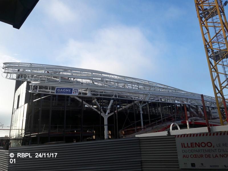 Ambiance gare de Rennes 24/11/ 2017 20171230