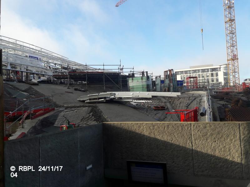 Ambiance gare de Rennes 24/11/ 2017 20171233