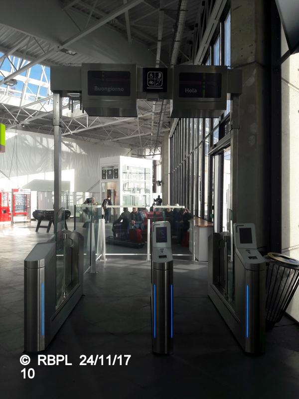 Ambiance gare de Rennes 24/11/ 2017 20171239
