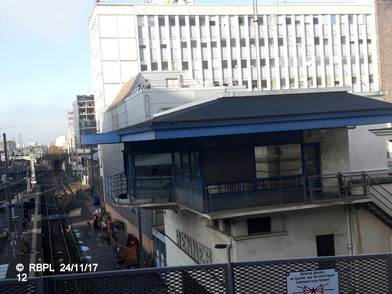 Ambiance gare de Rennes 24/11/ 2017 20171241