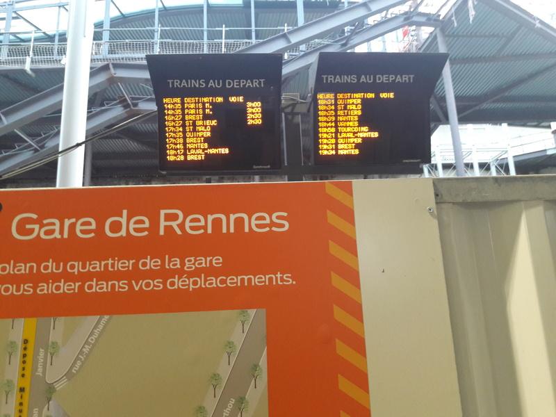 Une nouvelle panne technique interrompt le trafic à Paris-Montparnasse 20171245