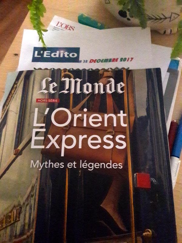 LORIENT EXPRESS...euh L'ORIENT EXPRESS 20171260