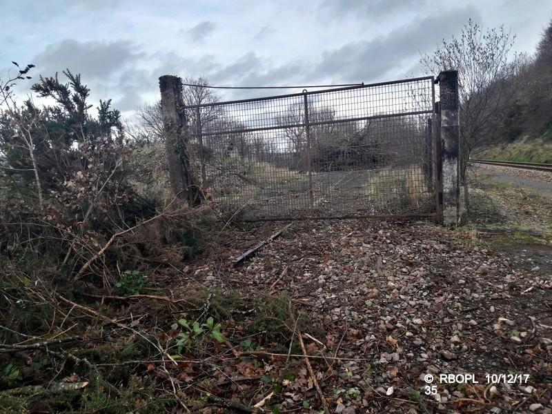 QUIMPER-BREST Situation PONT DE BUIS au 10/12/2017 20171300