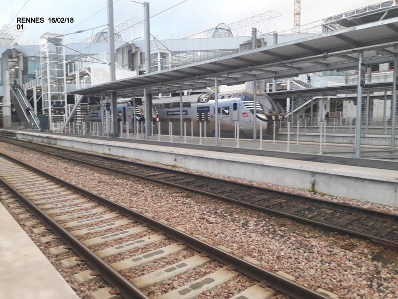 Ambiance gare de Rennes 16/01/18 ...  20180136