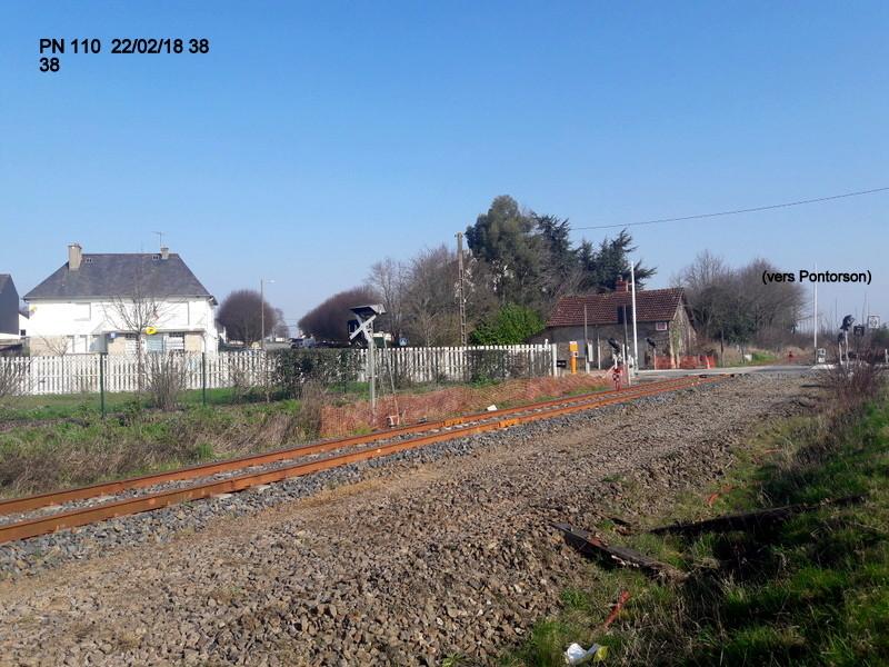 Balade sur  Pontorson, Pleine Fougère et Dol (dépose.Voie 1) 22/02/2018 20180502