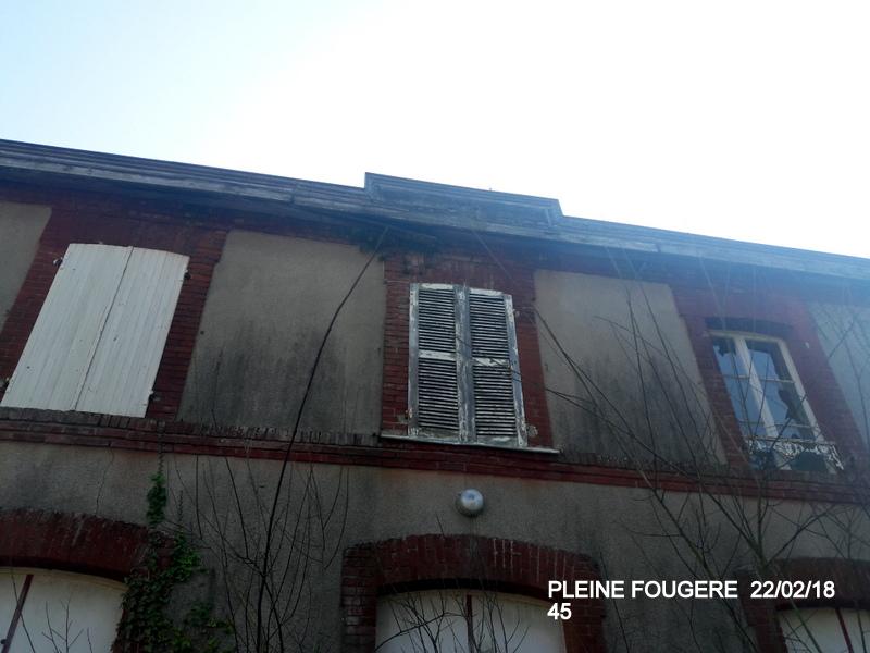 Balade sur  Pontorson, Pleine Fougère et Dol (dépose.Voie 1) 22/02/2018 20180509