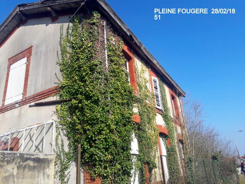 Balade sur  Pontorson, Pleine Fougère et Dol (dépose.Voie 1) 22/02/2018 20180515