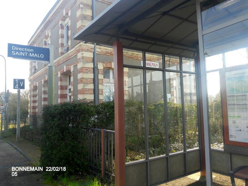 Gare de Bonnemain (PK 422,8) 20180540