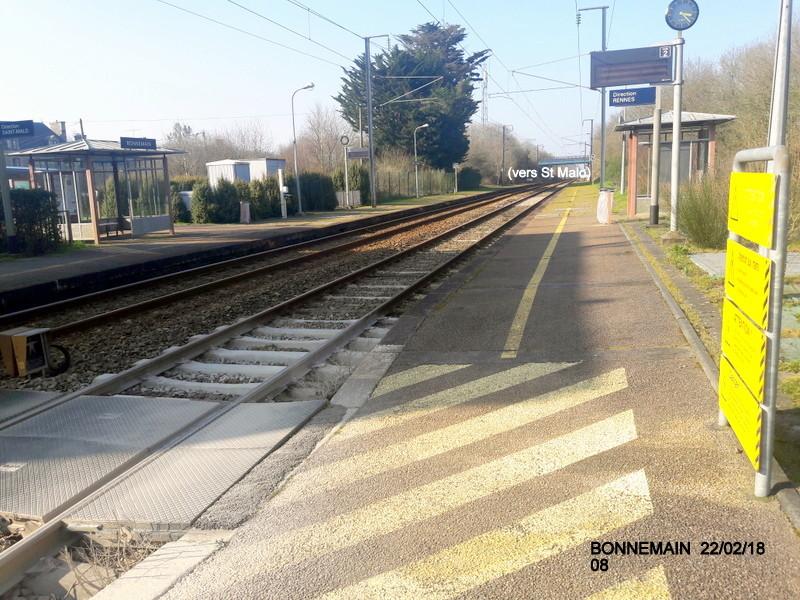 Gare de Bonnemain (PK 422,8) 20180543