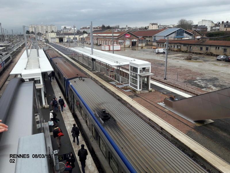 Ambiance gare de Rennes [08/03/18] 20180722