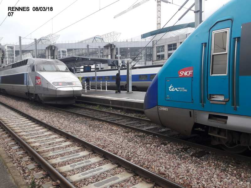 Ambiance gare de Rennes [08/03/18] 20180727