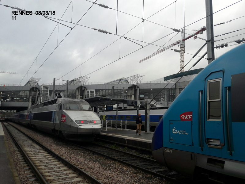 Ambiance gare de Rennes [08/03/18] 20180730