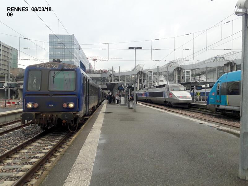 Ambiance gare de Rennes [08/03/18] 20180732