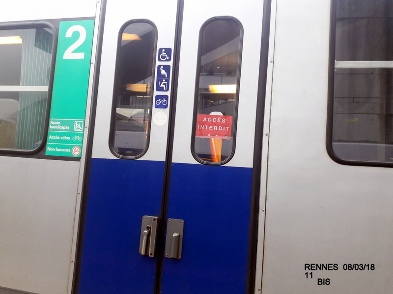 Ambiance gare de Rennes [08/03/18] 20180733