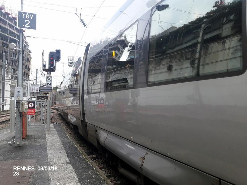 Ambiance gare de Rennes [08/03/18] 20180746