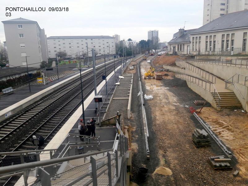 Halte de Pontchaillou (Ligne Rennes-St Malo) [09/03/18] 20180763