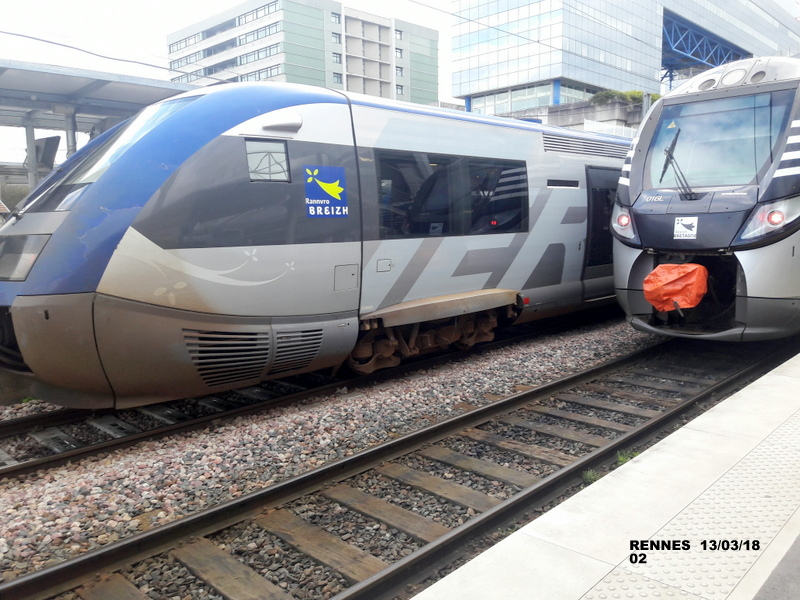 Ambiance gare de Rennes [13/03/18] 20180768