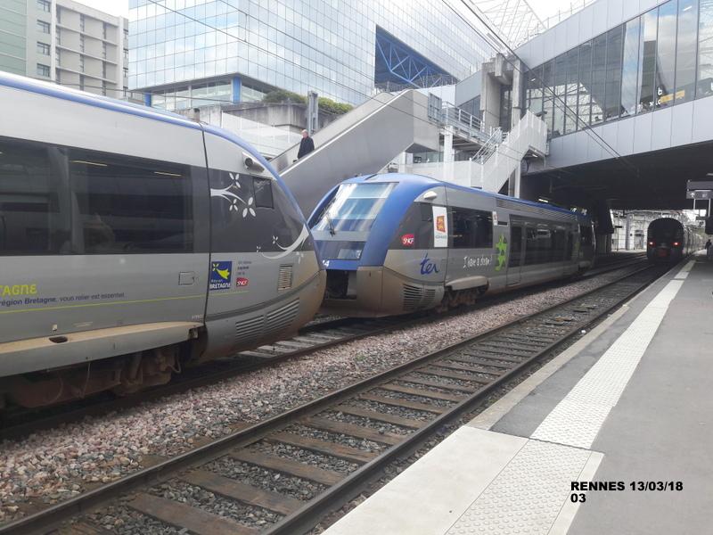 Ambiance gare de Rennes [13/03/18] 20180769