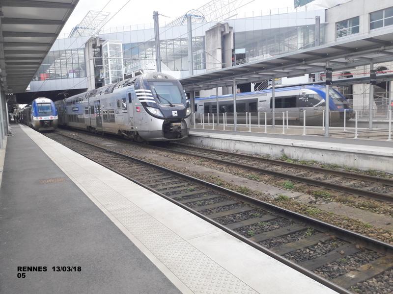 Ambiance gare de Rennes [13/03/18] 20180771