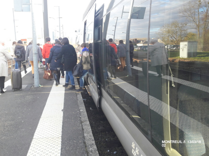 Gare de Montreuil/I (ligne Rennes-St Malo) 13/03/18 20180773