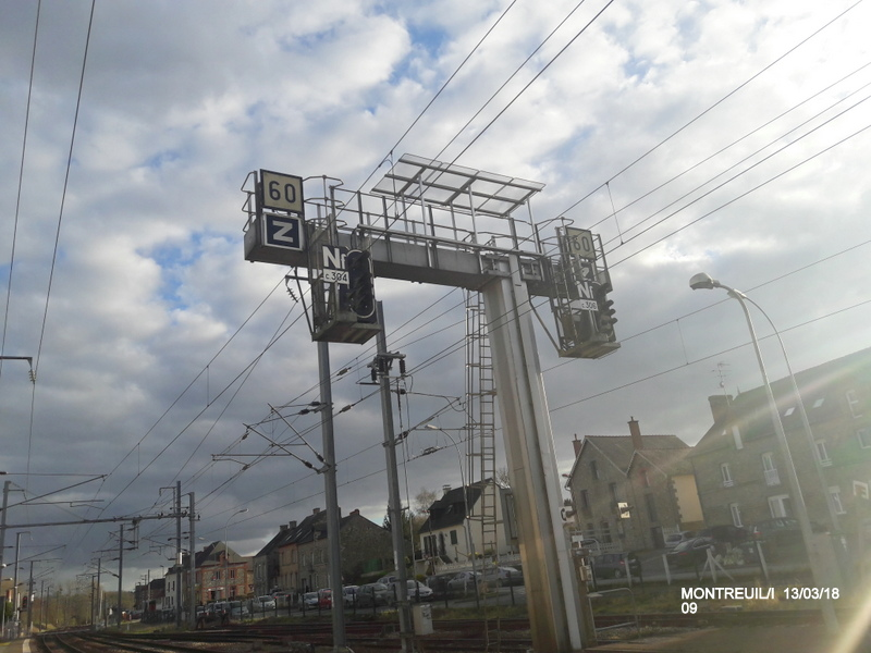 Gare de Montreuil/I (ligne Rennes-St Malo) 13/03/18 20180787