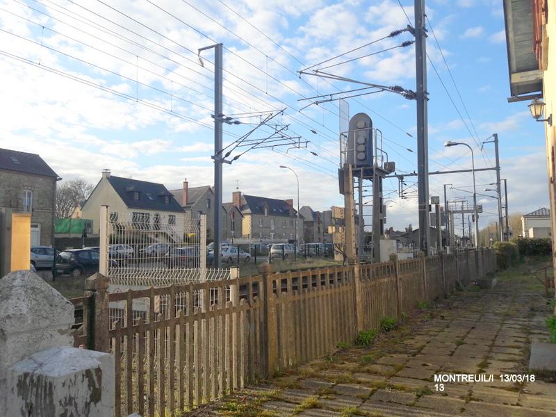 Gare de Montreuil/I (ligne Rennes-St Malo) 13/03/18 20180791