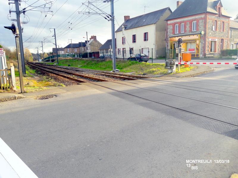 Gare de Montreuil/I (ligne Rennes-St Malo) 13/03/18 20180792