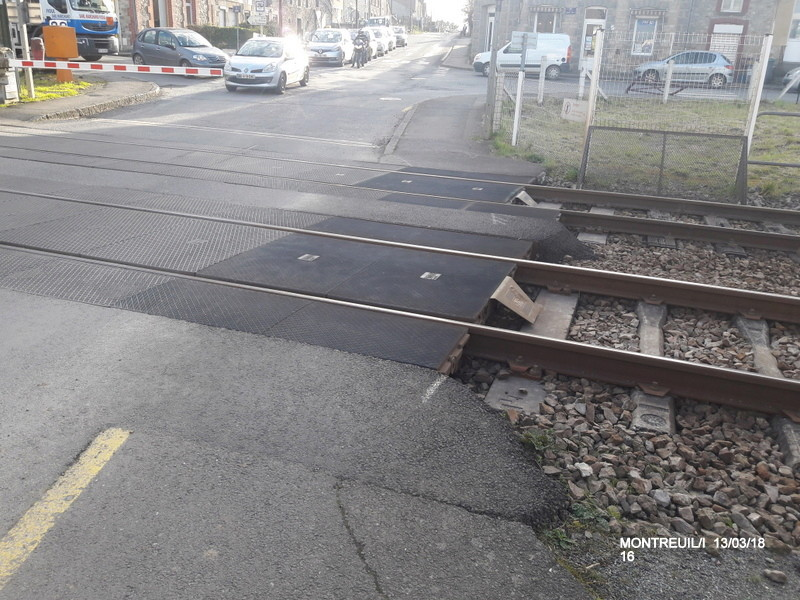 Gare de Montreuil/I (ligne Rennes-St Malo) 13/03/18 20180795