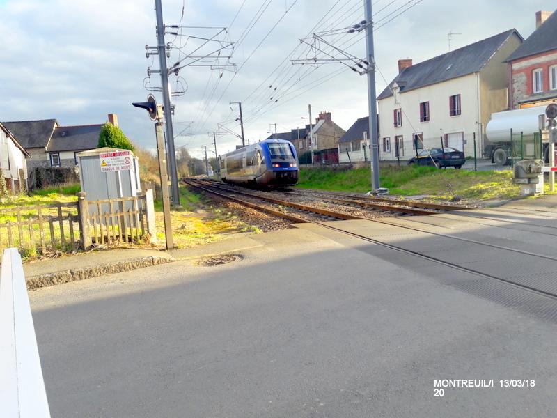 Gare de Montreuil/I (ligne Rennes-St Malo) 13/03/18 20180799