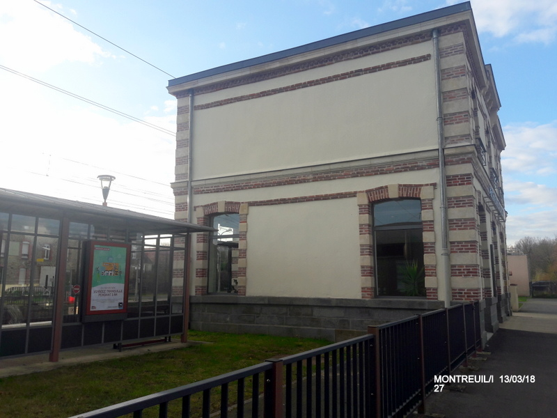 Gare de Montreuil/I (ligne Rennes-St Malo) 13/03/18 20180808