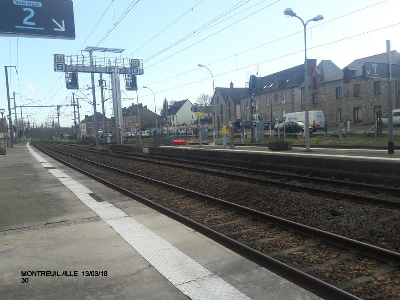 Gare de Montreuil/I (ligne Rennes-St Malo) 13/03/18 20180811