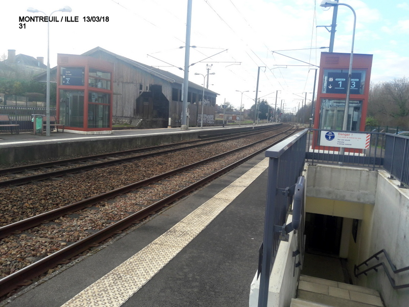 Gare de Montreuil/I (ligne Rennes-St Malo) 13/03/18 20180812