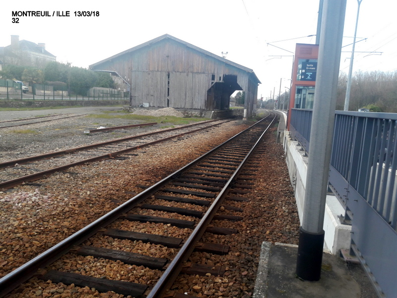 Gare de Montreuil/I (ligne Rennes-St Malo) 13/03/18 20180813