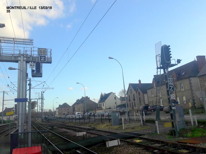 Gare de Montreuil/I (ligne Rennes-St Malo) 13/03/18 20180816