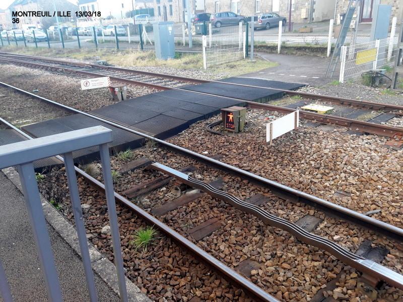 Gare de Montreuil/I (ligne Rennes-St Malo) 13/03/18 20180817