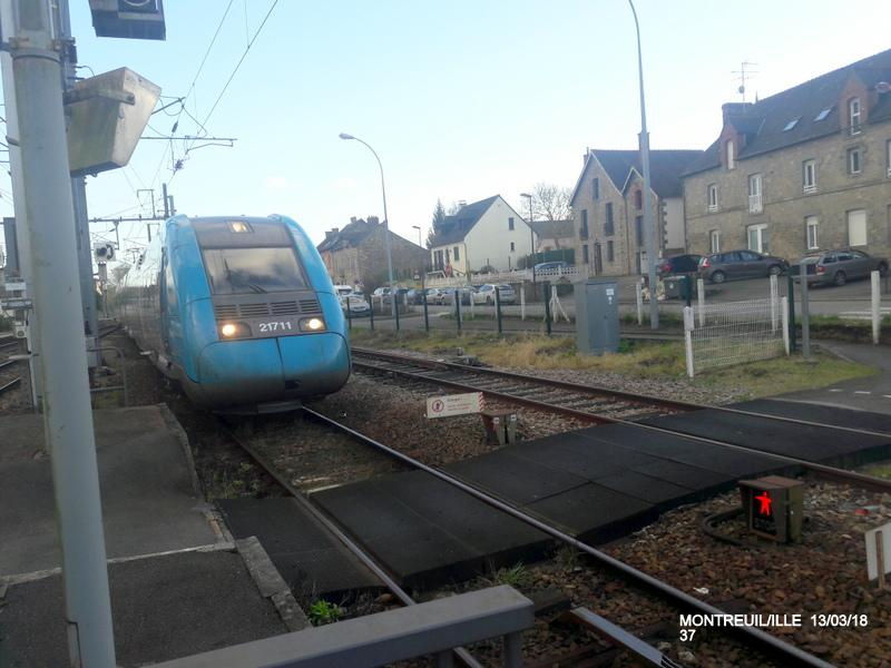 Gare de Montreuil/I (ligne Rennes-St Malo) 13/03/18 20180818