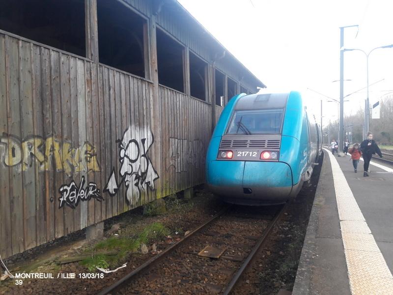 Gare de Montreuil/I (ligne Rennes-St Malo) 13/03/18 20180820
