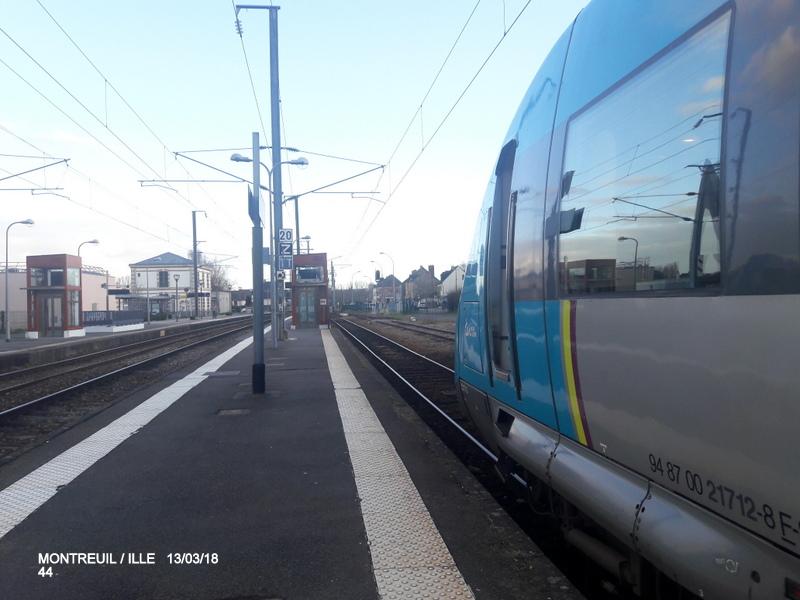 Gare de Montreuil/I (ligne Rennes-St Malo) 13/03/18 20180826