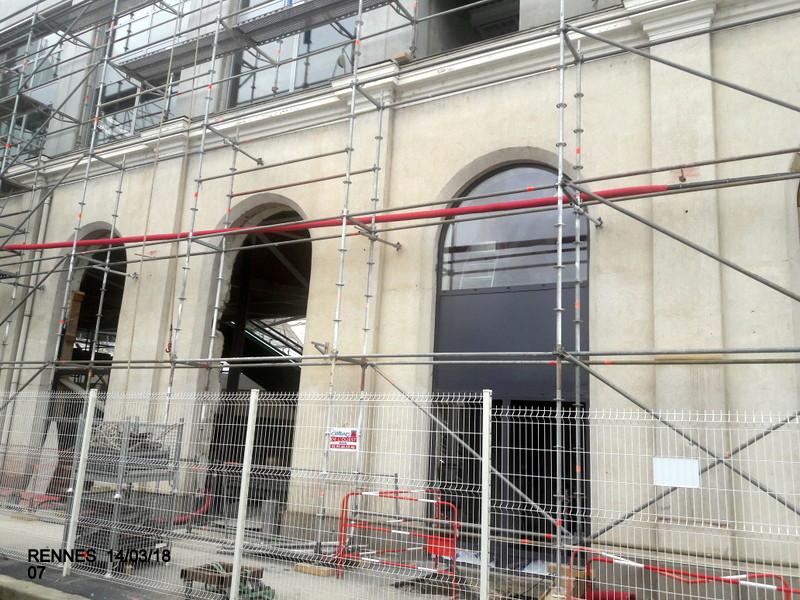 Ambiance gare de Rennes [14/03/18] 20180834
