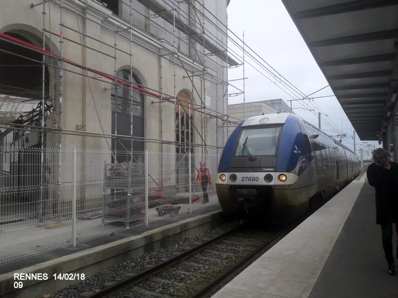 Ambiance gare de Rennes [14/03/18] 20180837