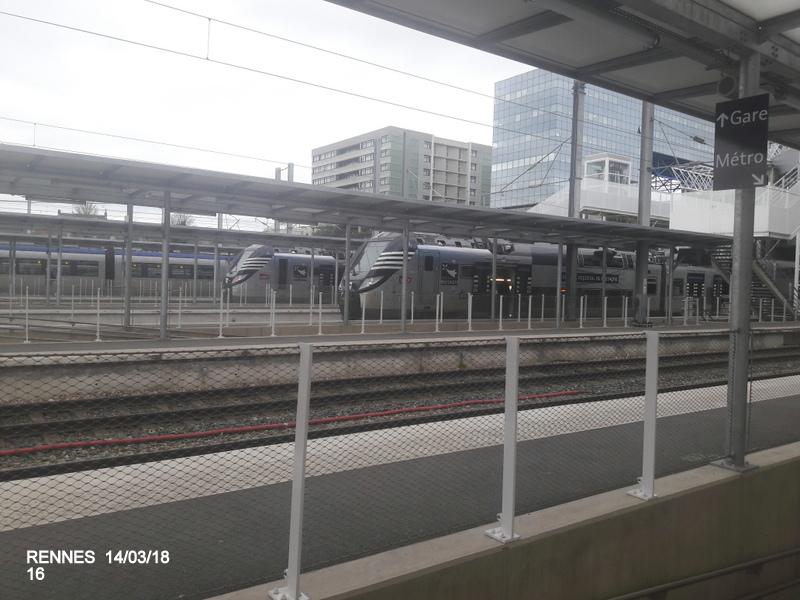 Ambiance gare de Rennes [14/03/18] 20180844