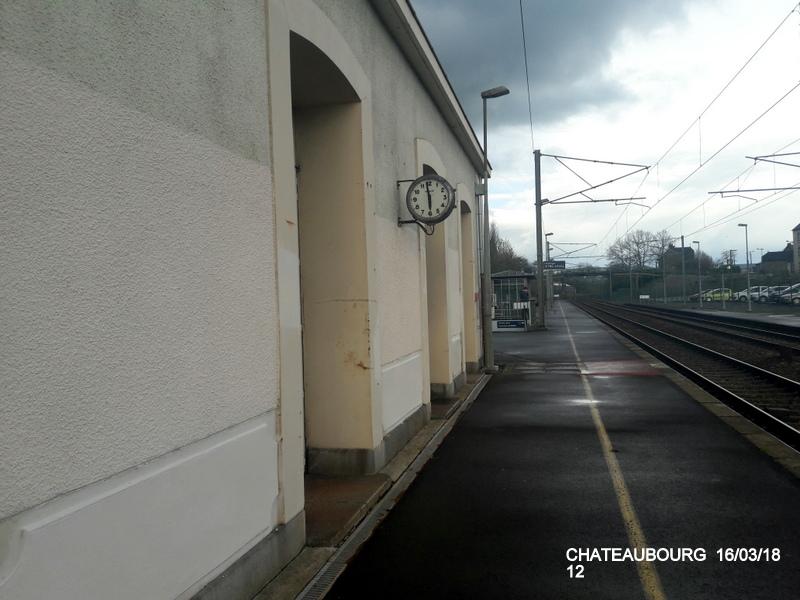 Gare de Châteaubourg [16/03/18] 20180878