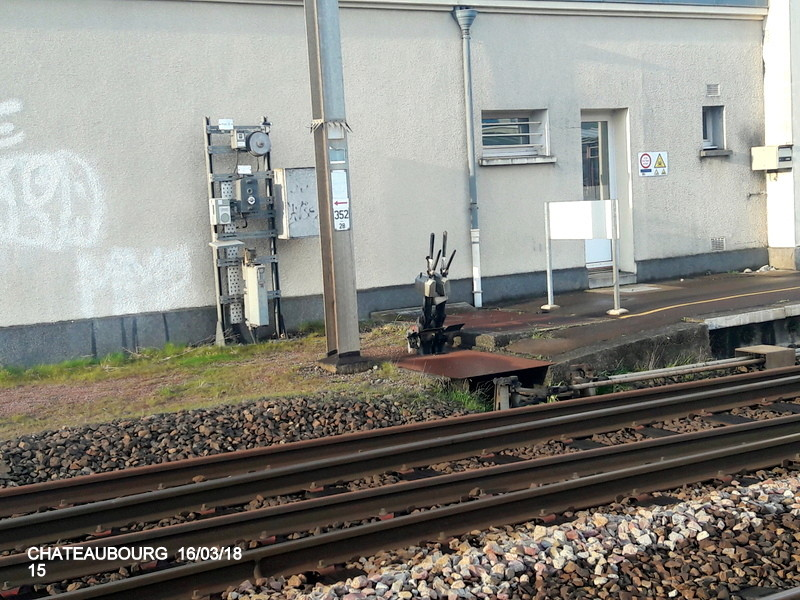 Gare de Châteaubourg [16/03/18] 20180881