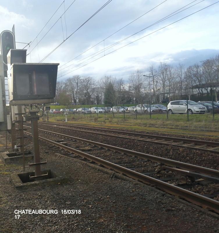 Gare de Châteaubourg [16/03/18] 20180883