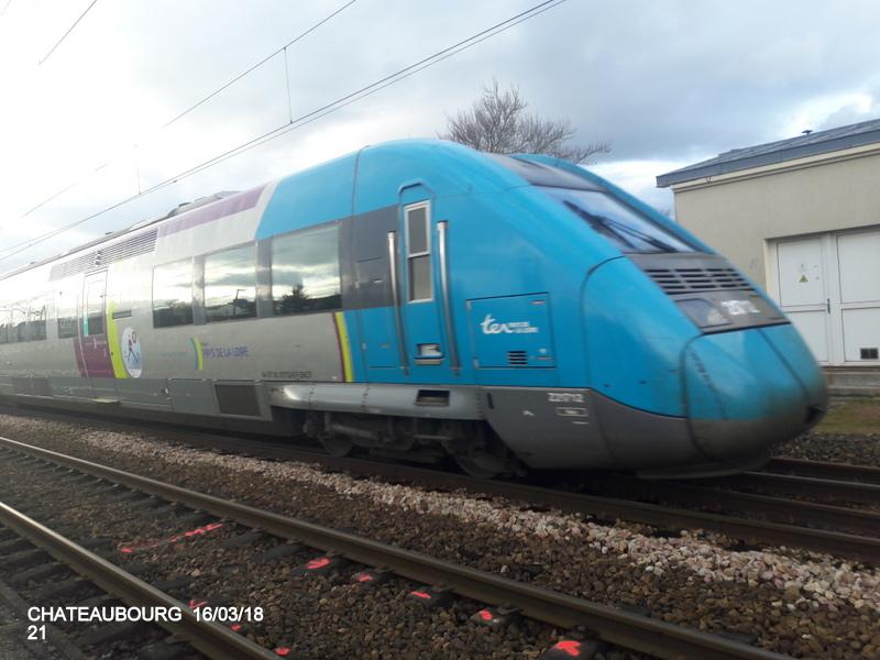 Gare de Châteaubourg [16/03/18] 20180886
