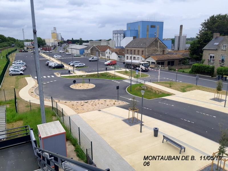 Gare de Montauban de Bretagne (Menezalban) [11/05/18] 20181069
