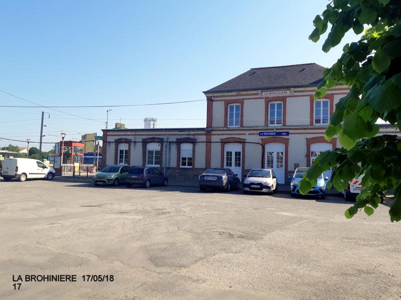 Balade gare de la Brohinière (Lanvroeneg) [17 MAI 2018] 20181186