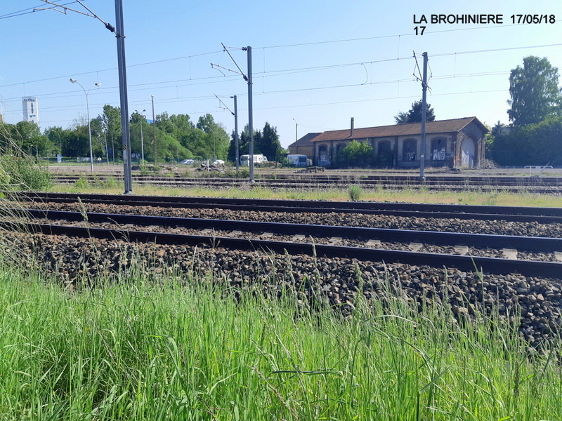 Balade gare de la Brohinière (Lanvroeneg) [17 MAI 2018] 20181187