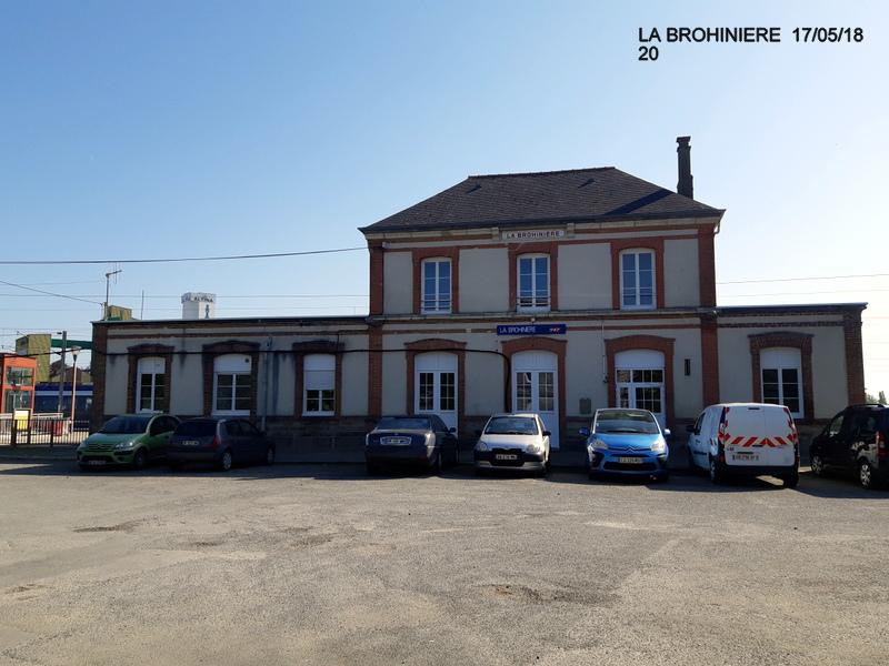 Balade gare de la Brohinière (Lanvroeneg) [17 MAI 2018] 20181190