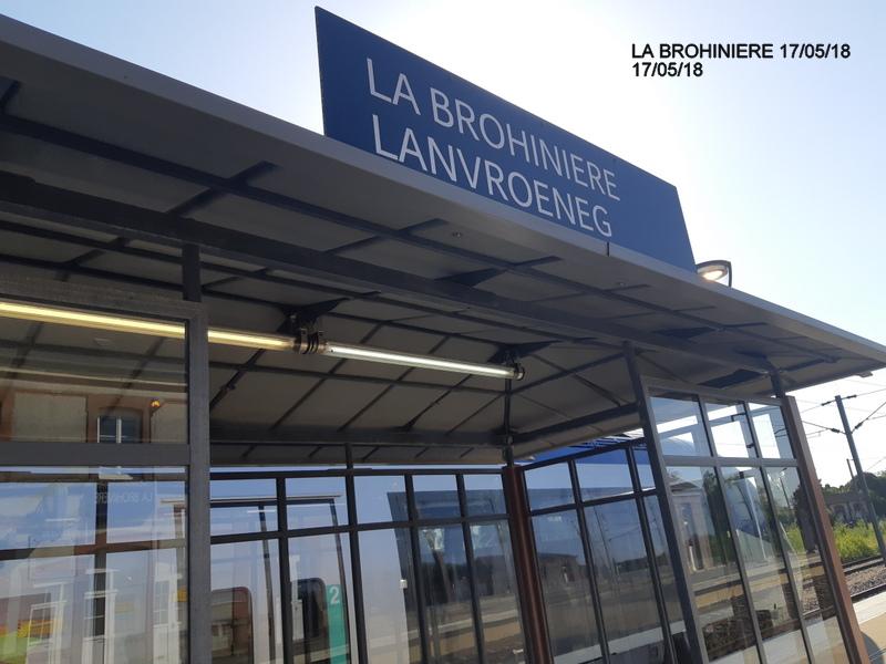 Balade gare de la Brohinière (Lanvroeneg) [17 MAI 2018] 20181209